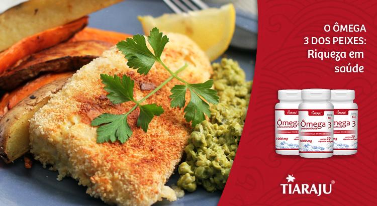 Omega 3 dos peixes: Riqueza em saúde