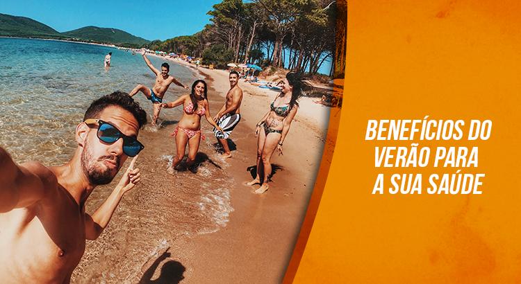 Confira alguns benefícios do verão para a sua saúde
