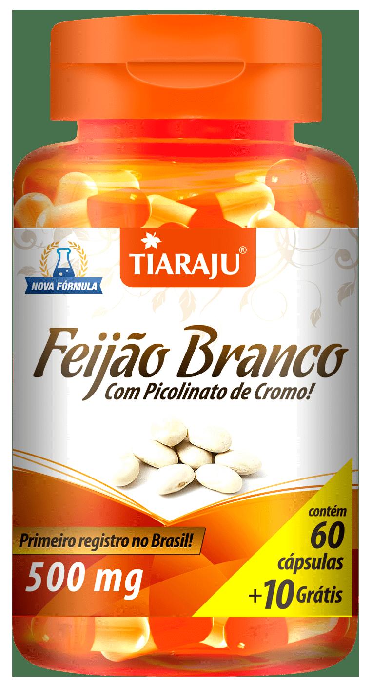 Feijão Branco com Picolinato de Cromo
