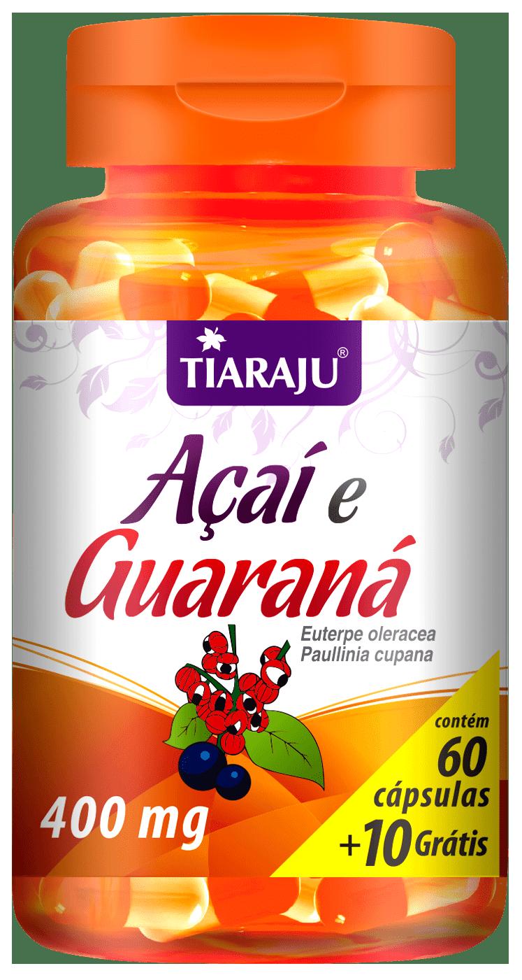 Açaí e Guaraná