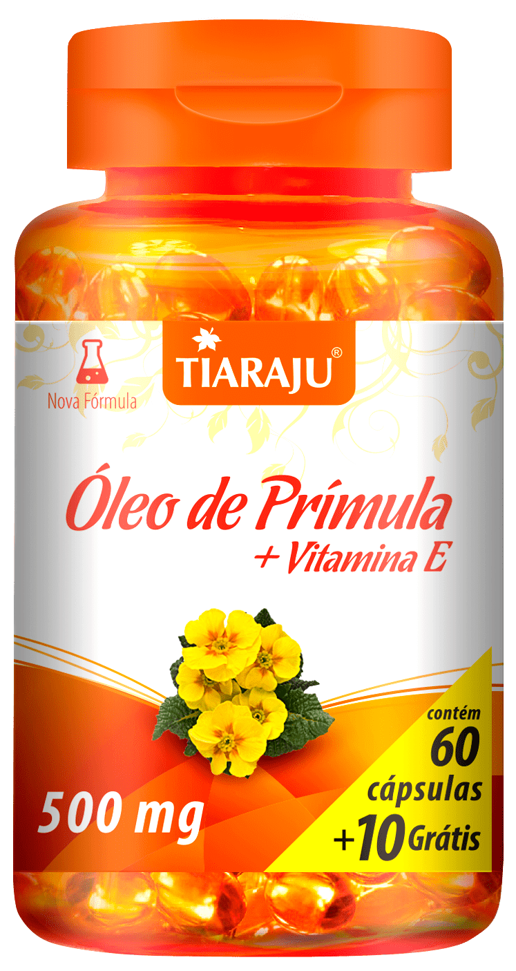 Óleo de Prímula + Vitamina E