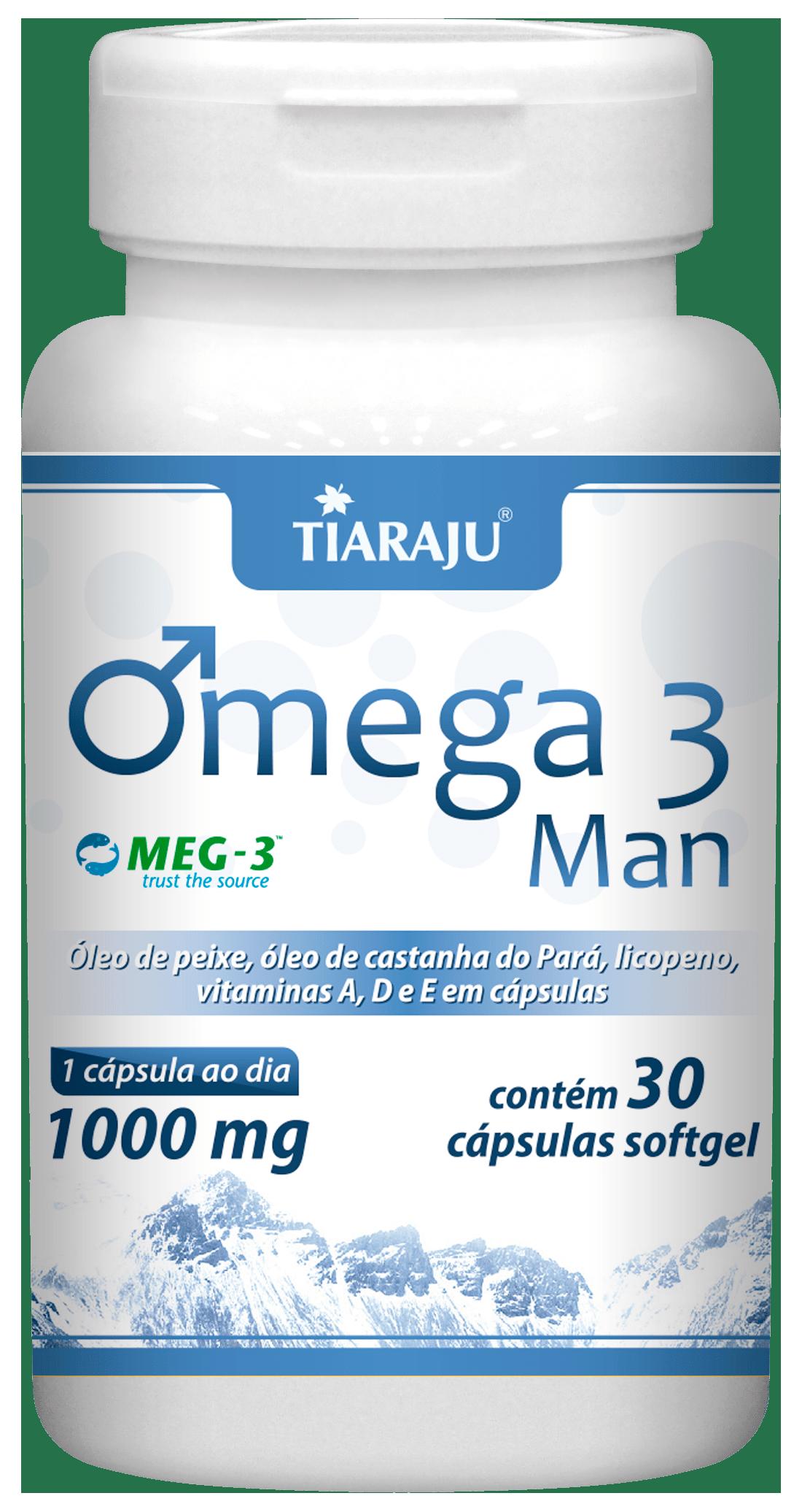 Ômega 3 Man